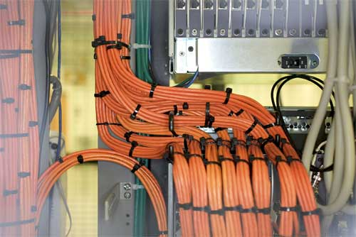 Business Telephone and Ethernet Wiring