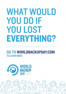 Celebrating World Backup Day at Delta Intellicom